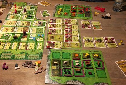 Agricola endgame