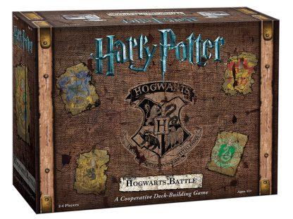 Harry Potter Hogwarts Battle box