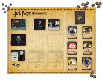 Harry Potter Hogwarts Battle brættet