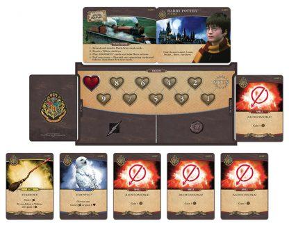 Harry Potter Hogwarts Battle spiller setup