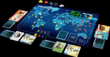 Pandemic layout